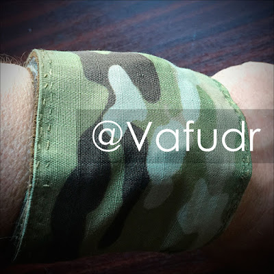 Multicam Сamouflage Handmade Watch Wrap