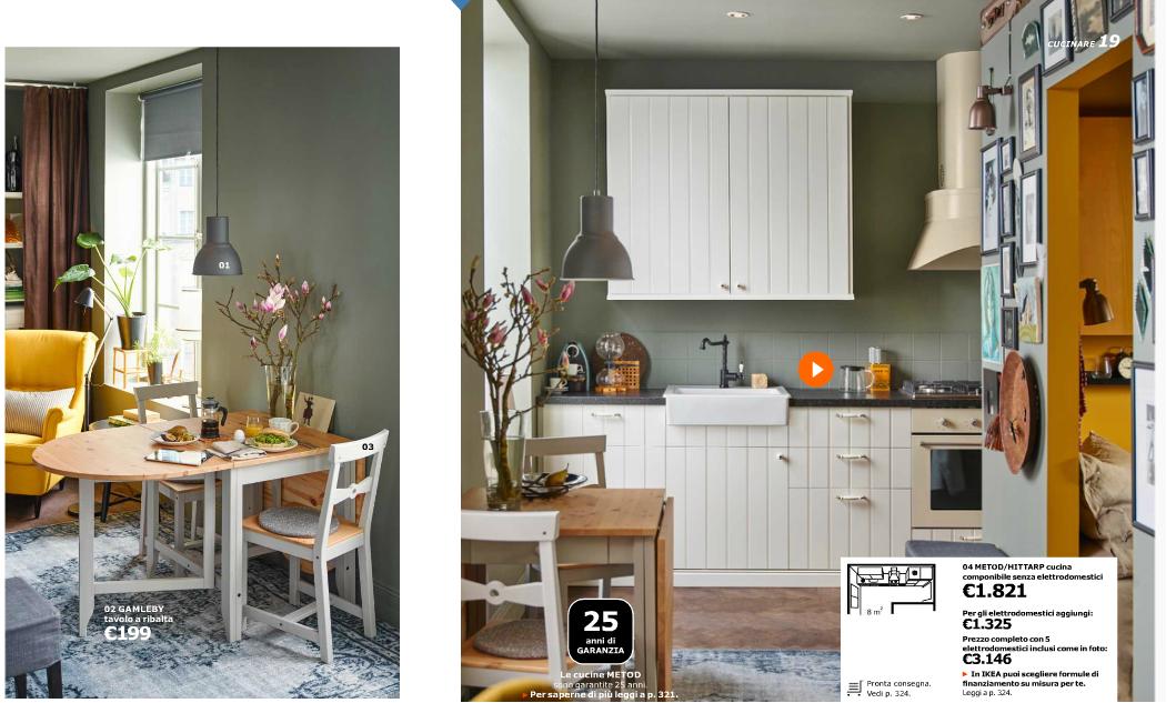 Ikea 2016 il catalogo nuovi trend e idee glamourday moda lifestyle storytelling blog for Cucine country ikea