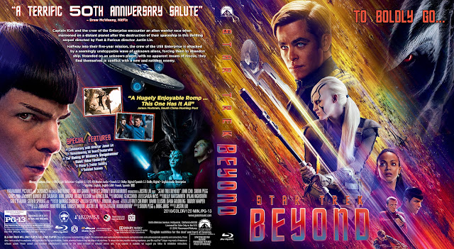 Capa Bluray Star Trek Beyond (14mm)