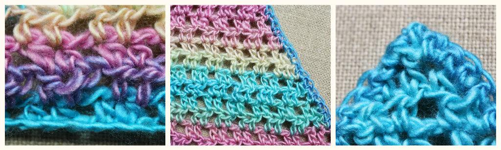 The Dream Crochet Blog Diy Summer Crochet Kerchief Free