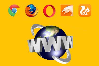 5 Aplikasi Browser Tercepat dan Terbaik untuk di PC dan Android