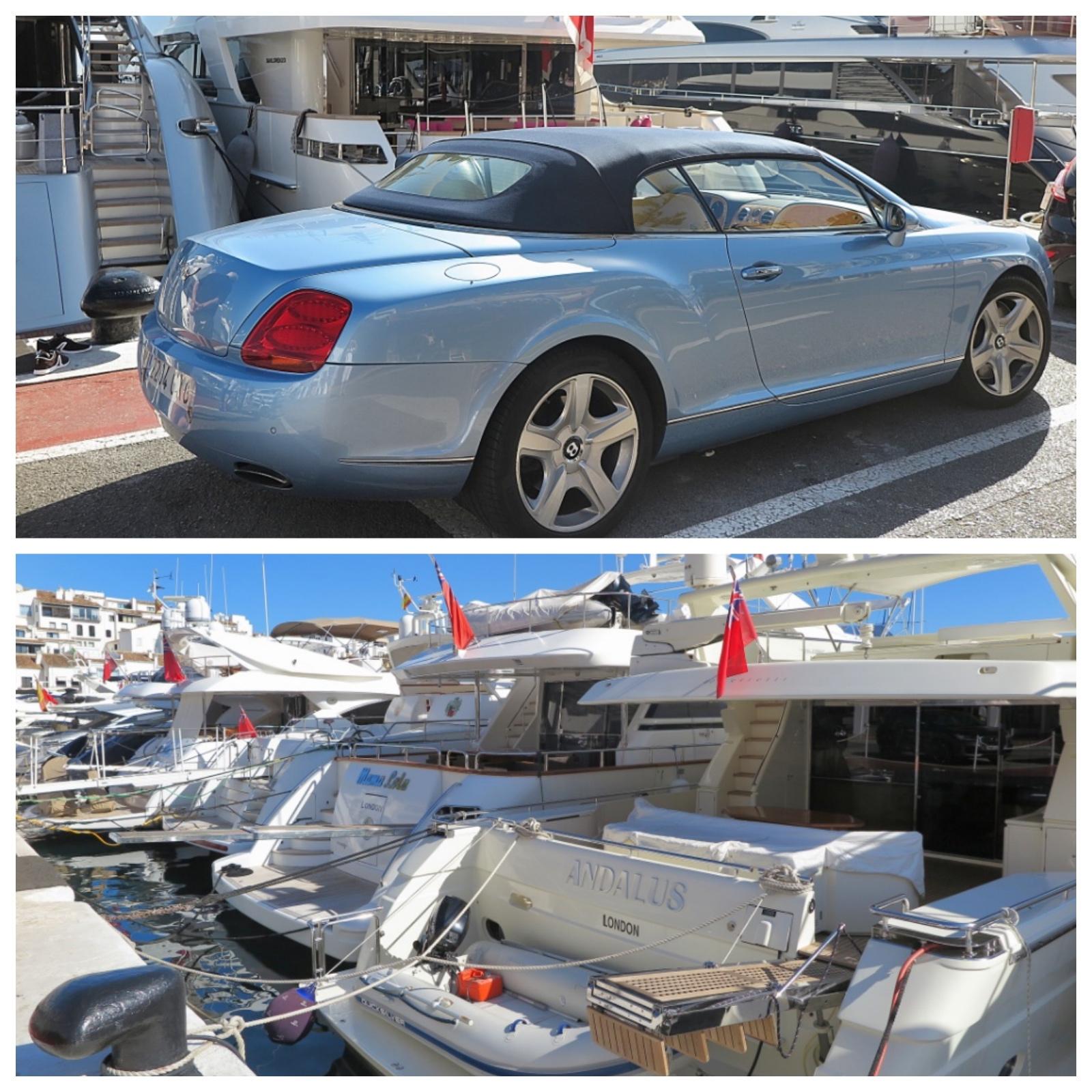 Bentley Gtc Convertible He He He: Drivingandlife: MONEYED-UP IN MARBELLA
