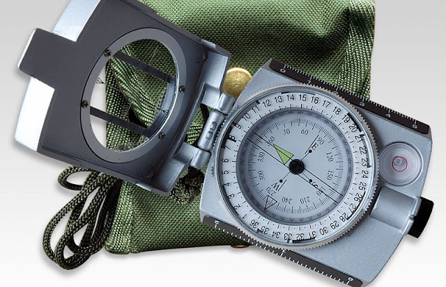 A survival compass is powerful navigation tool