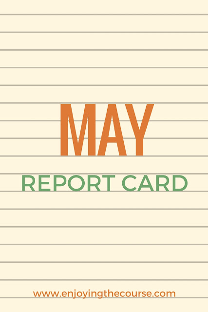 May Report Card