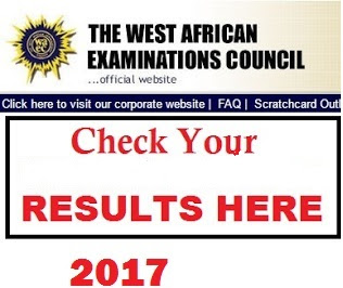 My WAEC Result 2017/2018 | Check Your WAEC Result Here