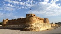 Dilmon Civilization Bahrain Fort From Manama Bahrain