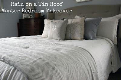 Master Bedroom Makeover Series Bedding