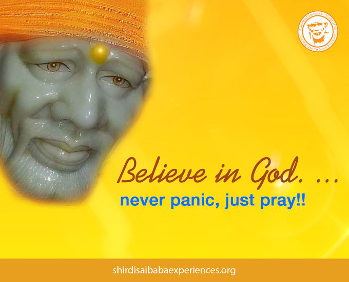 Baba Taught Me To Have Faith