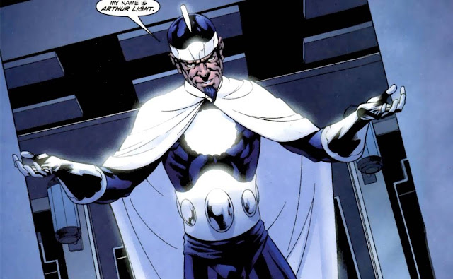Musuh-musuh Teen Titans dalam Komik DC