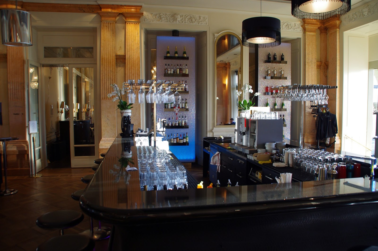 Hotel Schweizerhof Luzern Bar
