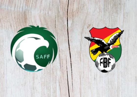 Saudi Arabia vs Bolivia - Highlights 10 September 2018