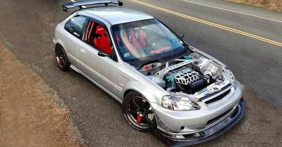 tuner Honda