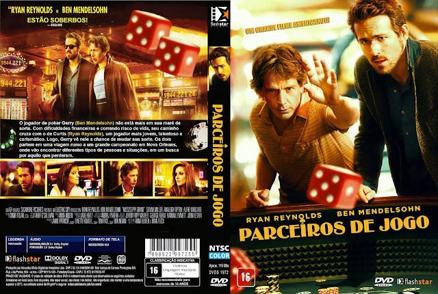 Capa DVD Parceiros De Jogo