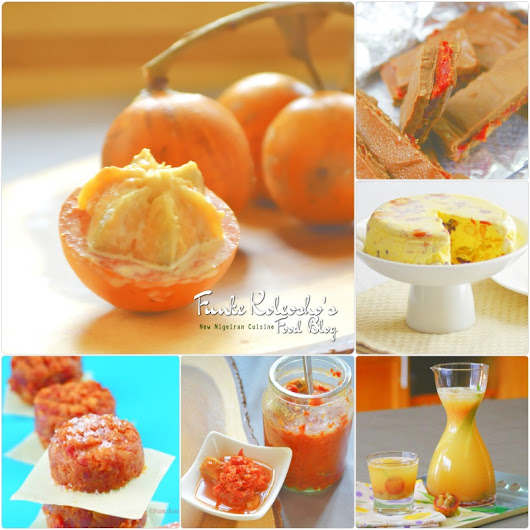 Agbalumo Is In Season : Check Out All My Recipes