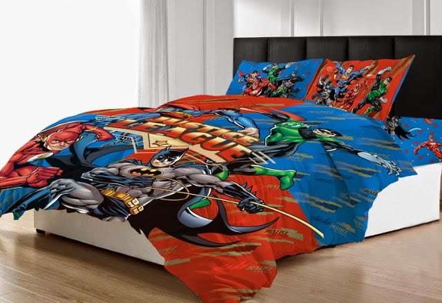 Justice League Bedding. Comic Book Hunt: New DC Comics ...