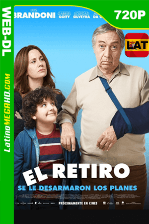 El Retiro (2019) Latino HD WEB-DL 720P ()