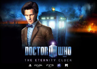 Doctor Who The Eternity Clock (PC) 2012