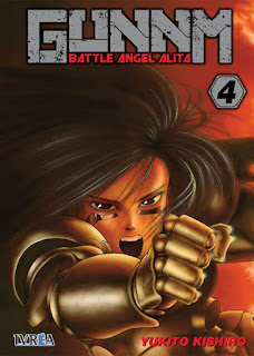 GUNNM Battle Angel Alita 04