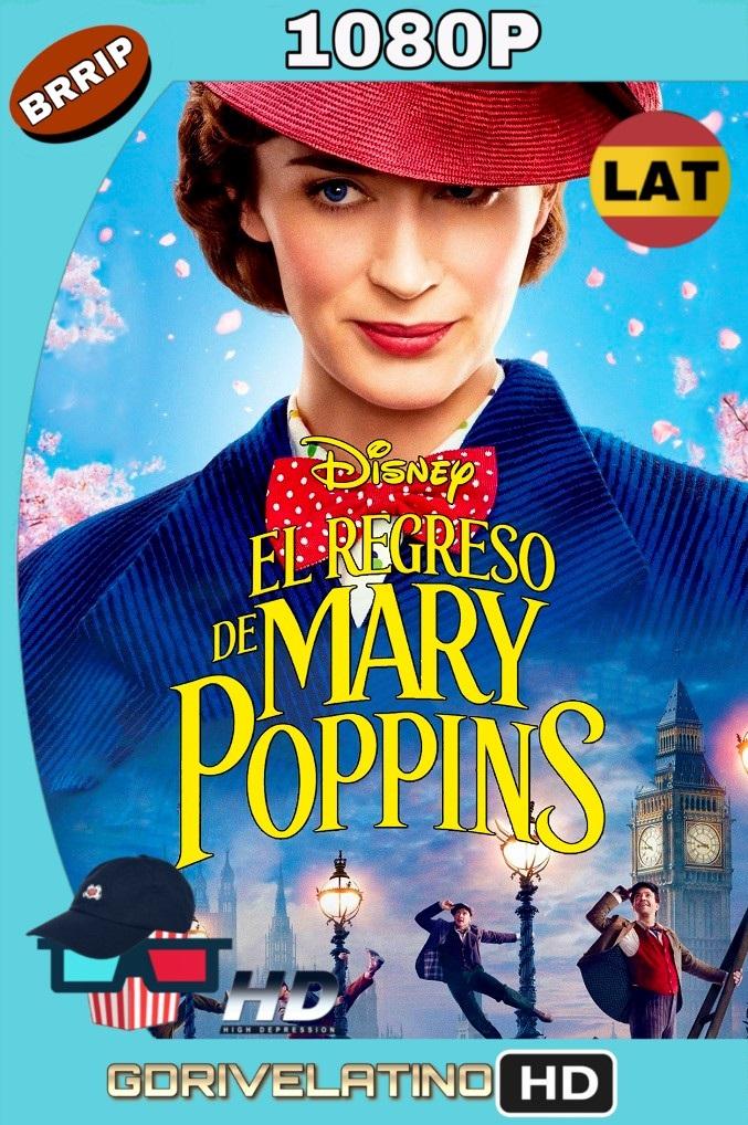 El Regreso de Mary Poppins (2018) BRRip 1080p Latino-Ingles MKV