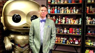 Brian Mariotti CEO de Funko