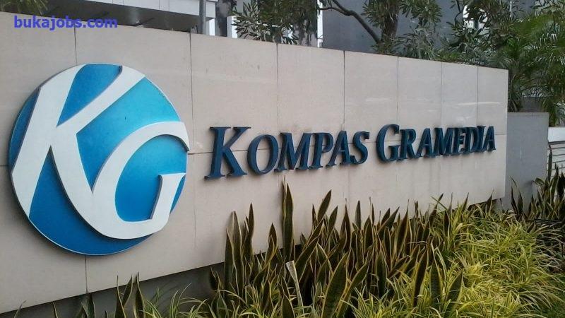 Lowongan Kerja Kompas Gramedia Group of Manufacture Terbaru Januari 2019
