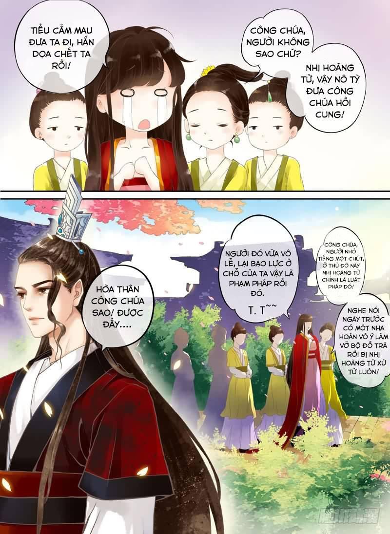 Linh Lung Lang Tâm - Chap 2