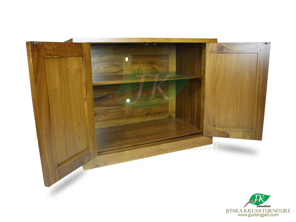 Jepara Kreasi Furniture Bufet # Buffet Tv Scandinave