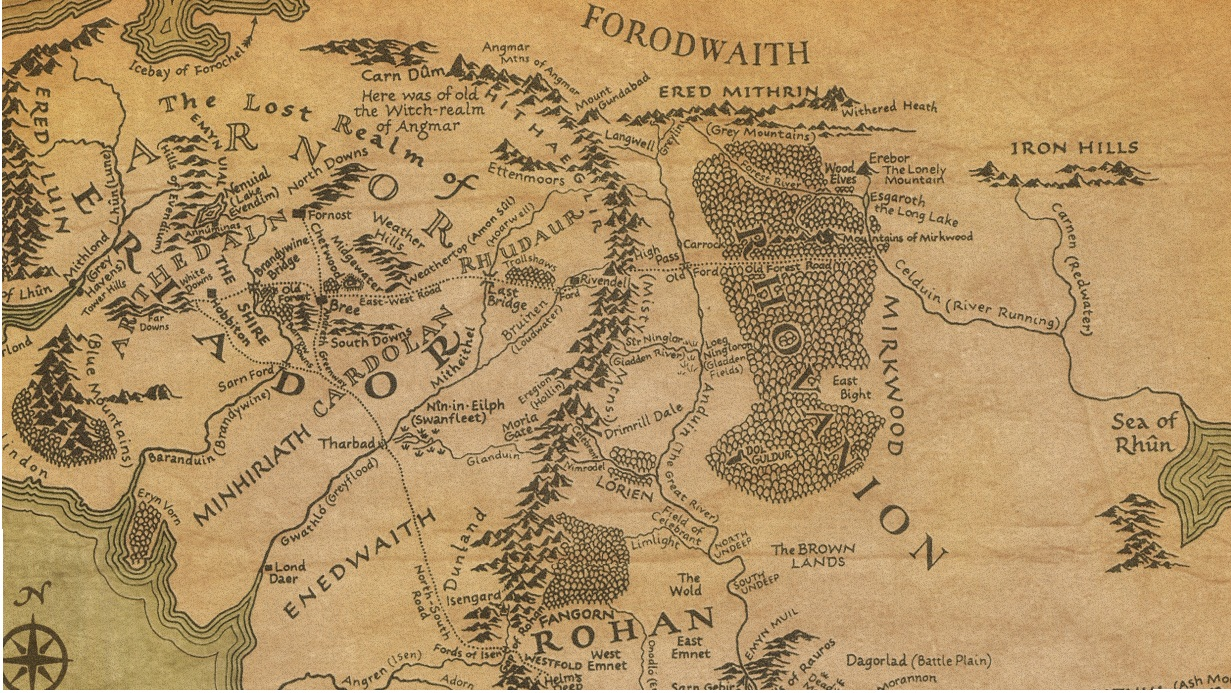 More In Heaven And Earth Populations Of Middle Earth Lands Of The