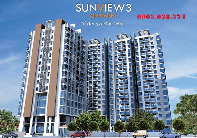 Căn hộ Sunview3 Gò Vấp - chỉ từ 614 triệu/căn