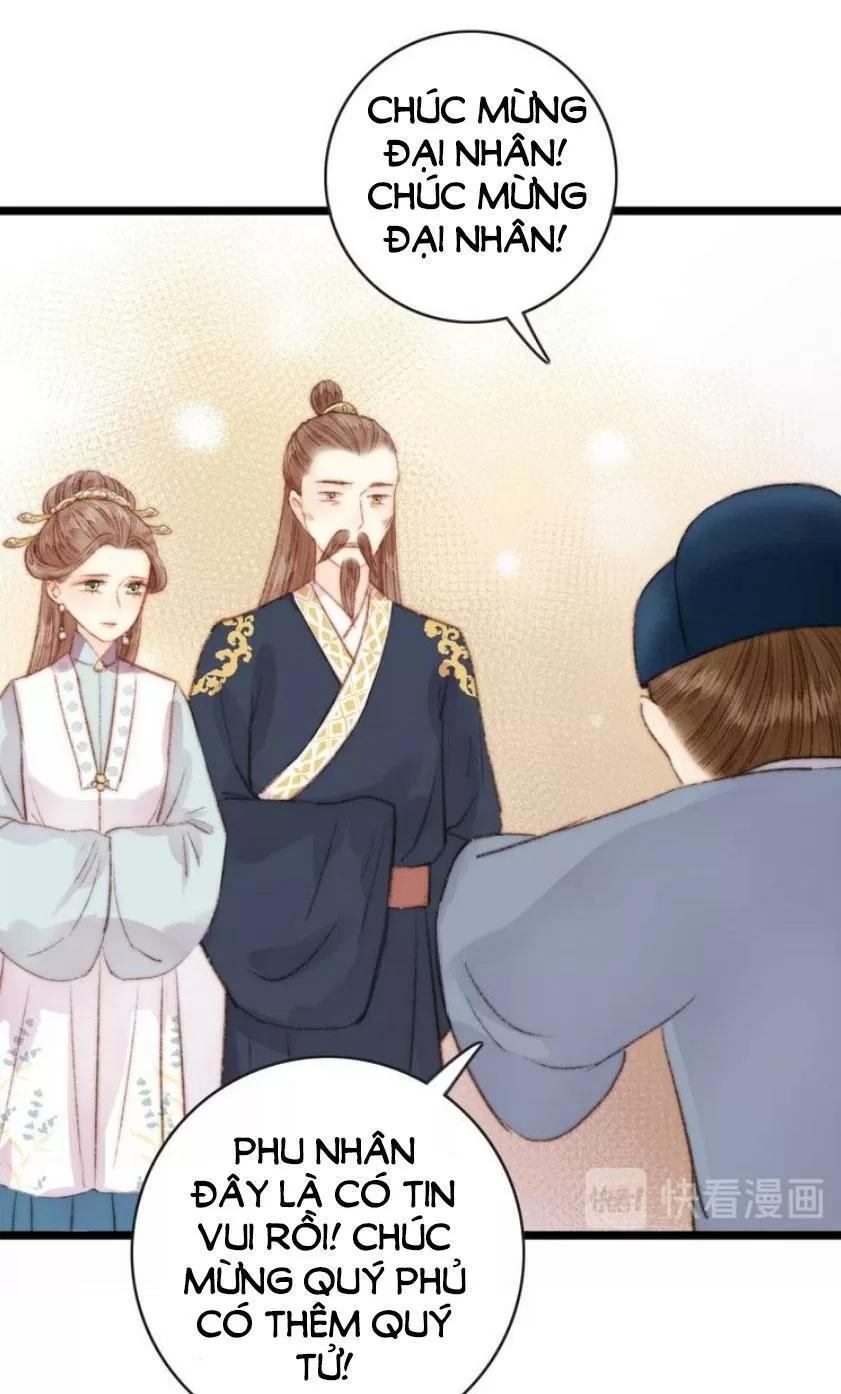 Nàng Phi Cửu Khanh - Thần Y Kiều Nữ chap 36 - Trang 28