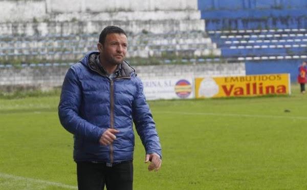 Oficial: Caudal Deportivo, renueva el técnico Chuchi Collado hasta 2021