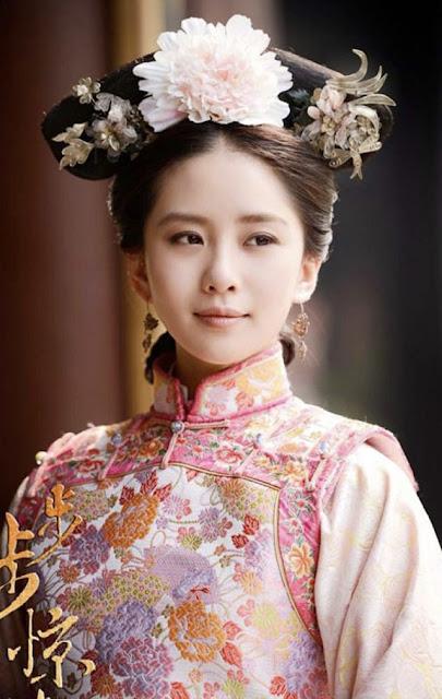 Qing Dynasty Costumes Cecilia Liu Shishi