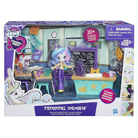 My Little Pony Equestria Girls Principal Celestia Classroom Doll EG Mini