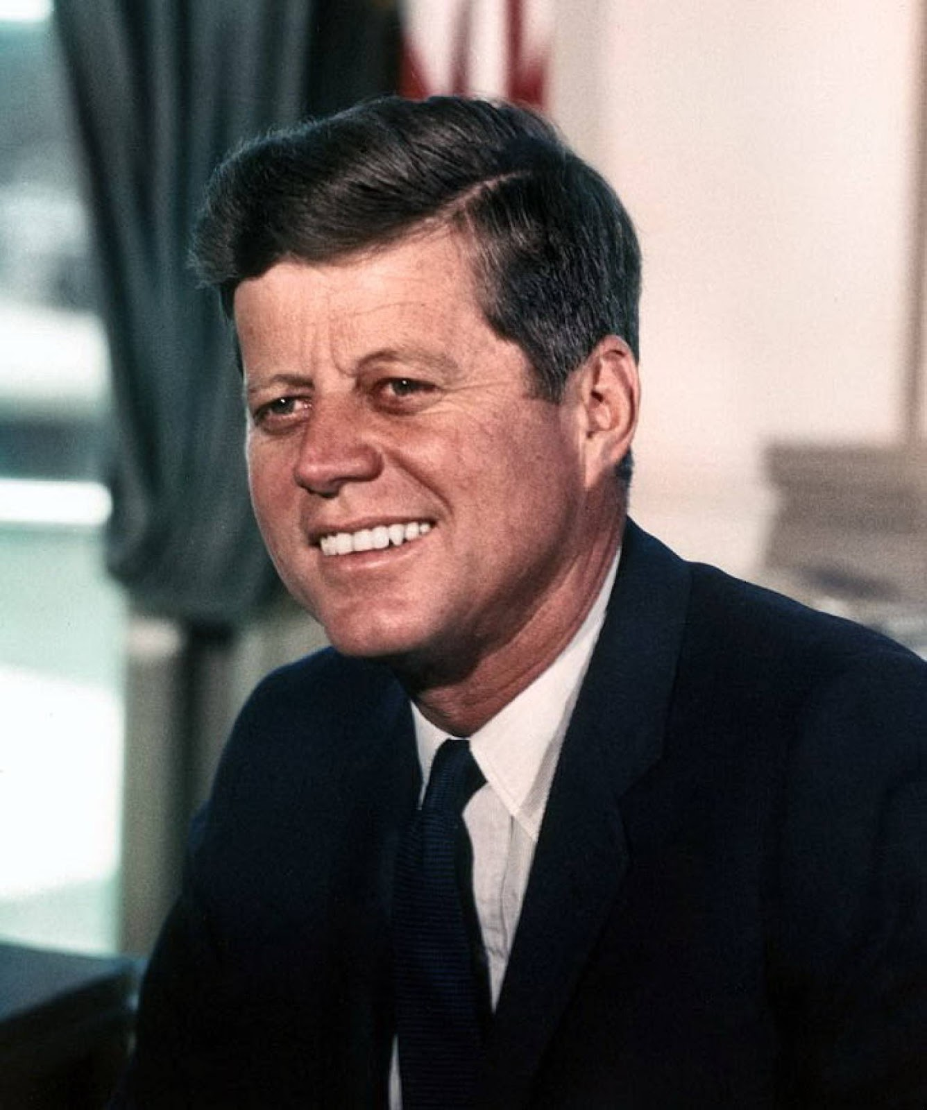 a biography of john fitzgerald kennedy as the 3th president of the united states
