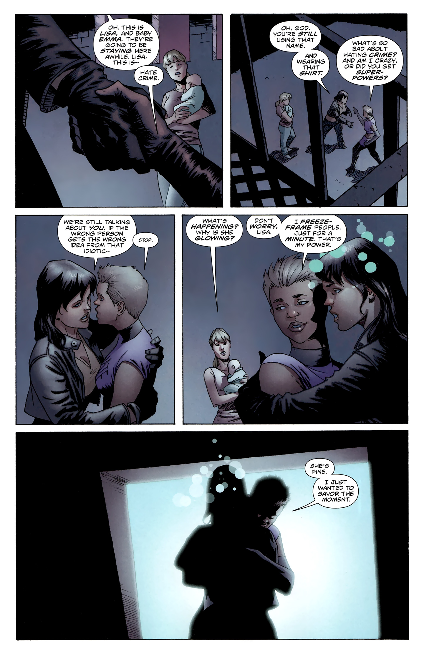 Read online Incorruptible comic -  Issue #30 - 10