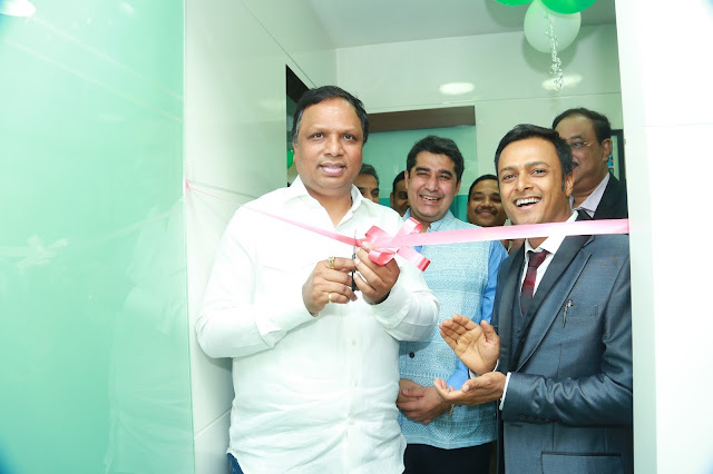Healing Hands Opens New Clinic in Mumbai