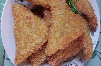 Resep Roti Tawar Goreng Isi Sayuran yang Enak dan Bergizi