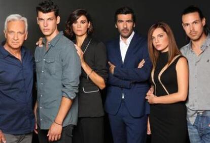 45551333aa0 Η Επιστροφή - Τα Επεισόδια - Greek Web TV Live