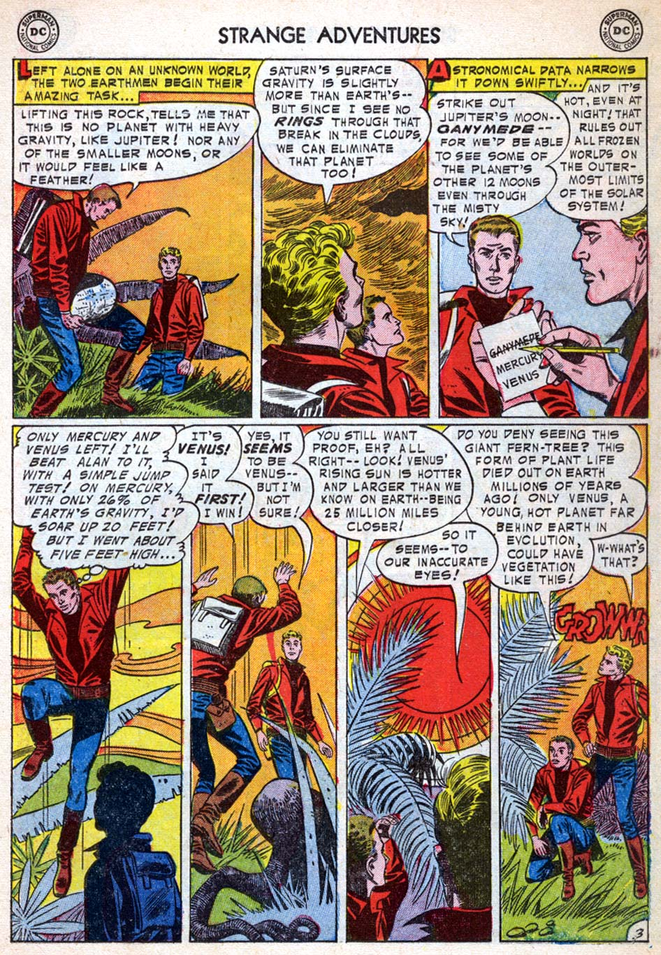 Strange Adventures (1950) issue 50 - Page 15