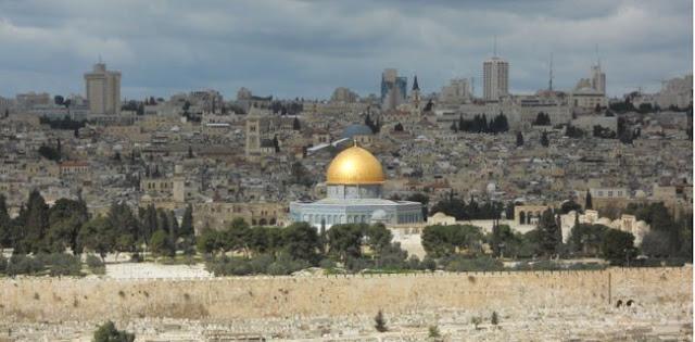 Akui Yerusalem Milik Palestina, Inggris Mengagumkan