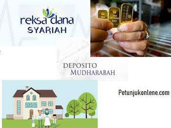 Macam Macam Produk Investasi Syariah