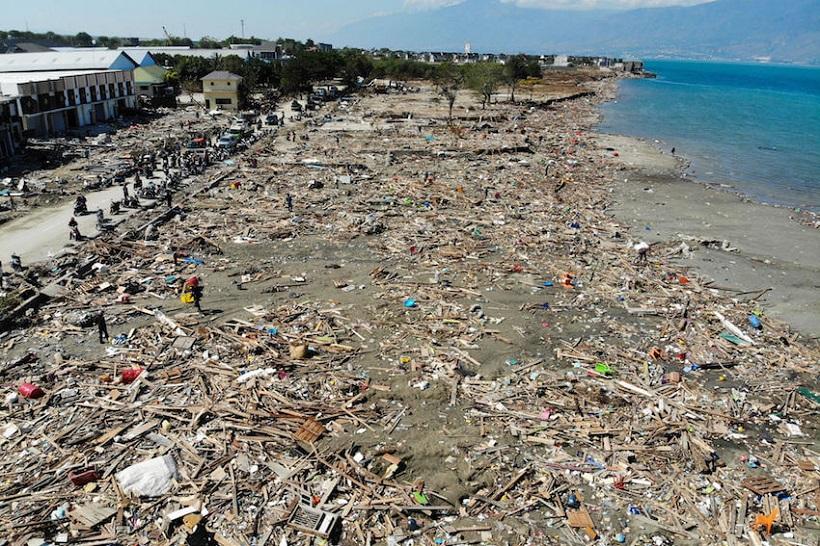 Ceritaku dan Keluarga Saat Gempa dan Tsunami Kota Palu