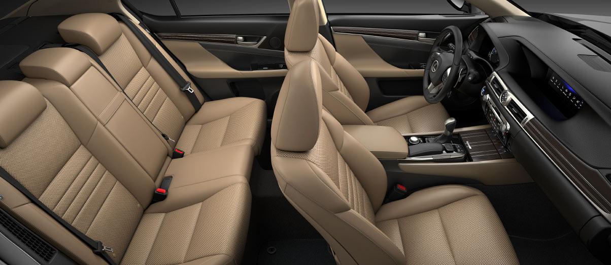 Đánh giá xe Lexus GS450h 2016