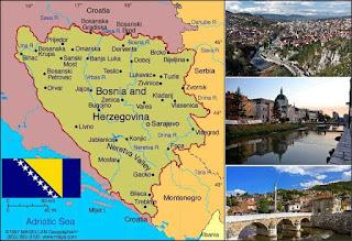 Βοσνία - Ερζεγοβίνη - by https://e-tutor.blogspot.gr/