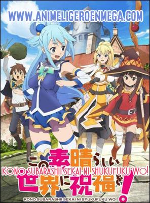 Kono Subarashii Sekai ni Shukufuku wo!: Todos los Capítulos (10/10) + OVA (1/1) [MEGA] BD HDL