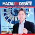 Programa Macau em Debate volta ao ar na 94 FM nesta segunda