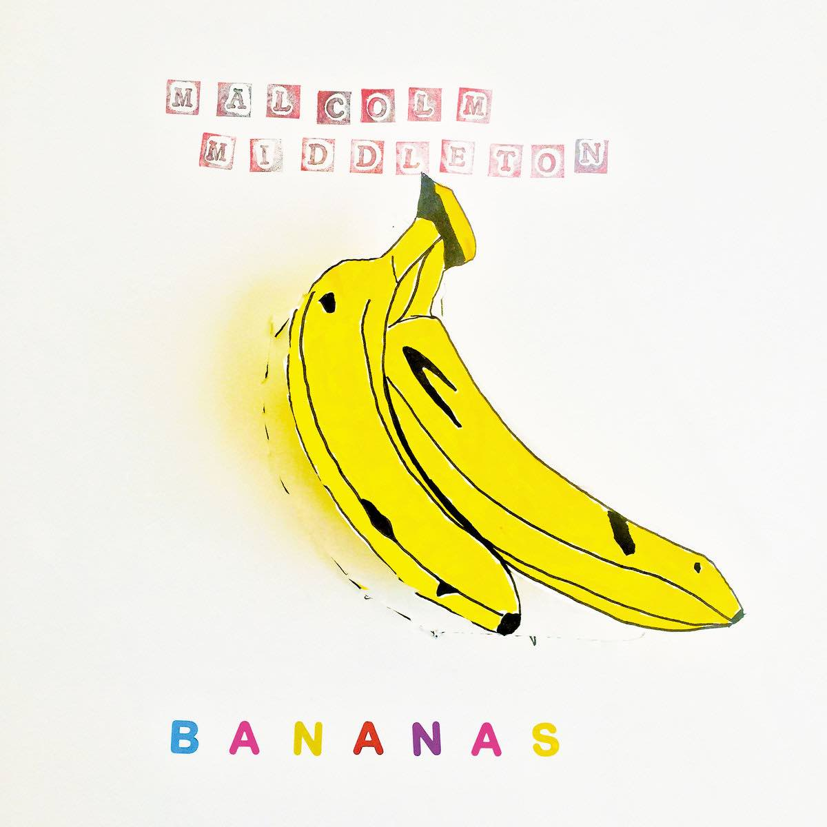 I Left Without My Hat: Malcolm Middleton - Bananas [Triassic Tusk