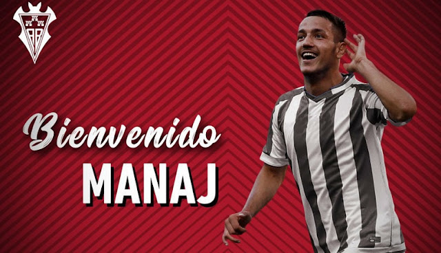 Inter sells the Albanian Rei Manaj, the striker signs for 5 years with Albasete in Spain