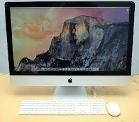 Jual iMac 27 inch core i7 seken