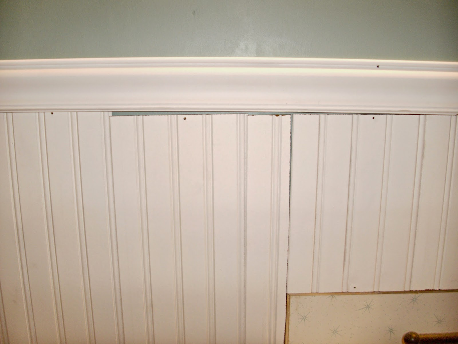 Main Bathroom Redo Diy Wainscoting Amp Built In Magazine
